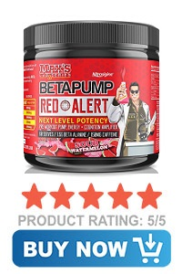 Max's BetaPump Review (Red Alert) | Sporty's Health