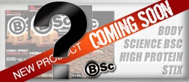 Body Science BSc High Protein Stix - Coming Soon