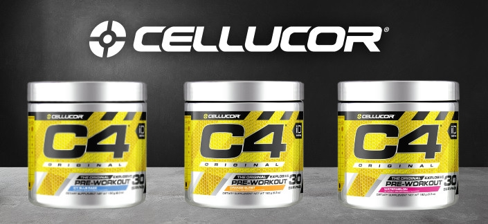 C4 Pre-Workout Review