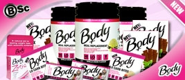 The New and Improved Body Science BODY Range for Women