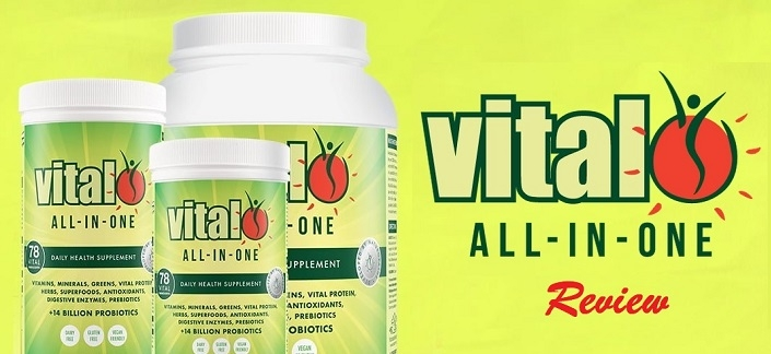 Vital All-In-One Review (Vital Greens)