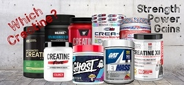 Creatine vs Creatine: What's the Best?