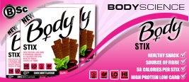 Body Science BSc BODY Stix - New BODY Range
