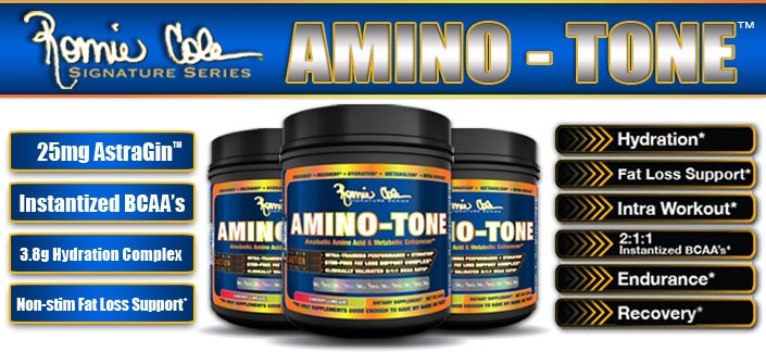 Ronnie Coleman Amino-Tone Review