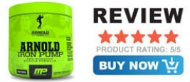 Muscle Pharm Arnold Iron Pump Review