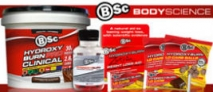 Body Science BSc Hydroxyburn Range Review