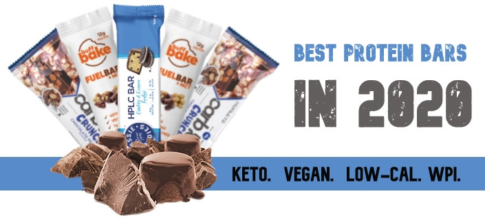 Best Protein Bars in 2020