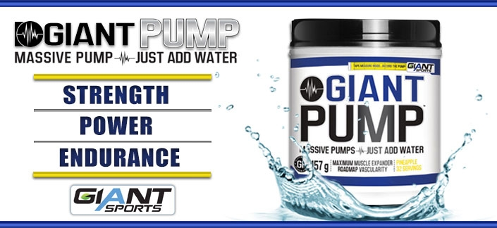 Giant Sports Giant Pump Review