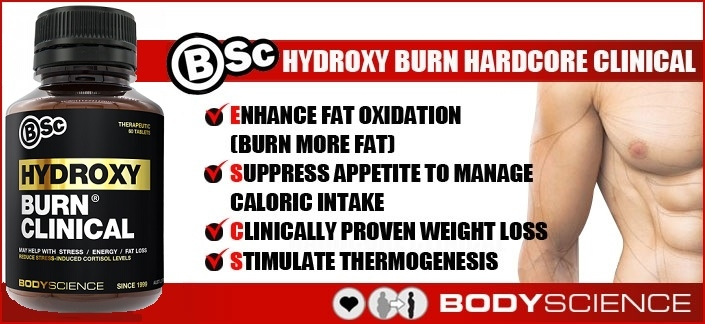 BSc Hydroxyburn Clinical Tablets Review
