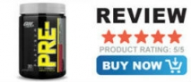 Optimum Nutrition Platinum Pre Review