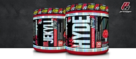 Difference Between Pro Supps Dr Jekyll Mr Hyde Pre Workouts