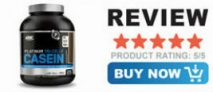 Optimum Nutrition Platinum Tri-Celle Casein Review
