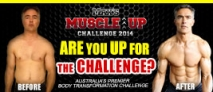 Max's Muscle Up Challenge 2014