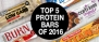 Top 5 Protein Bars of 2016