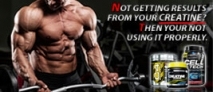 Not Getting Results From Your Creatine? Then Your Not Using It Properly.