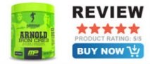 Muscle Pharm Arnold Iron CRE3 Review