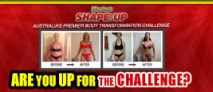 Maxine's Shape-Up Challenge 2015