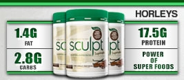 Horleys Sculpt Supernaturals - NEW Product