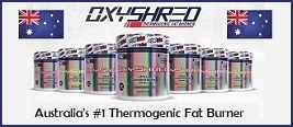 Oxyshred Australia | EHP Labs