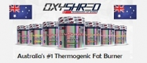 EHP Labs Oxyshred Australia