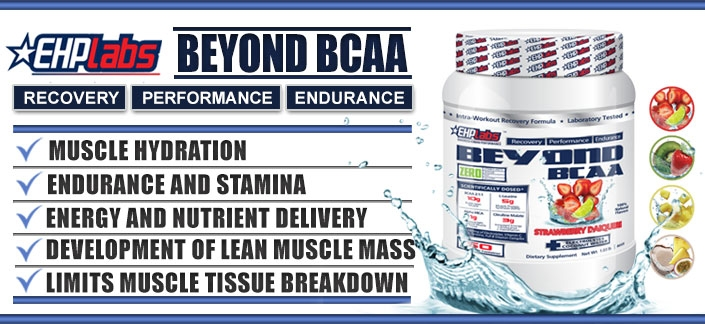 EHP Labs Beyond BCAA Review