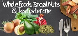 Natural Testosterone Booster Foods