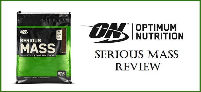 Serious Mass Review—Optimum Nutrition (+ How to Gain Tips)