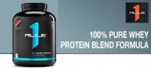 Rule 1 Whey Blend Protein Review