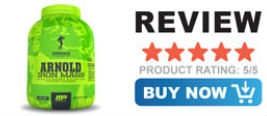 Muscle Pharm Arnold Iron Mass Review