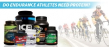 Do Endurance Athletes Need Protein?