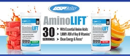 USP Labs Amino Lift Review