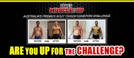Maxs Muscle Up Challenge 2015