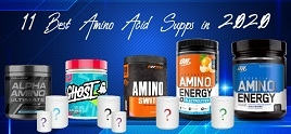 11 Best Amino Acid Supplements in 2020