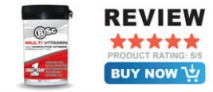 Body Science BSc Multivitamin Executive Stress Review