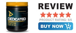 Dedicated Nutrition Unstoppable Review
