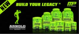 Muscle Pharm Arnold Product Range Review