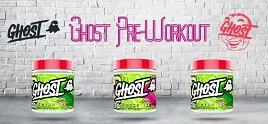Ghost Pre-Workout Review