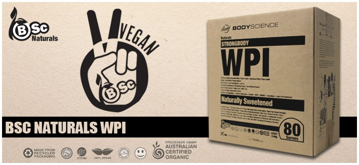 Body Science BSc Naturals WPI Review