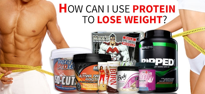 How Can I Use Protein To Lose Weight?