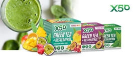 Green Tea X50 Review