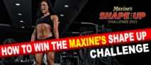How to Win the Maxine's Shape Up Challenge