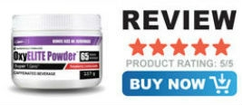 USP Labs OxyElite Powder Review
