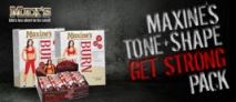 Maxine's Tone + Shape / Get Strong Pack