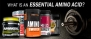What is an essential amino acid?