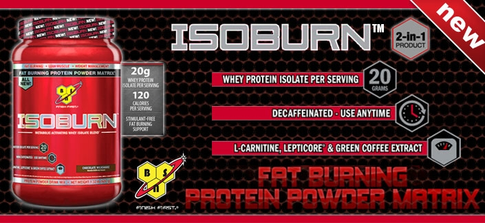 BSN IsoBurn Review