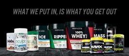 Horley's Supplements Making a Big Statement