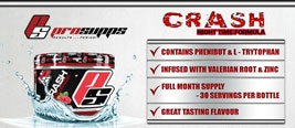 Pro Supps Crash Powder Product Review