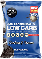 Body Science BSc HydroxyBurn Lo Carb Balls