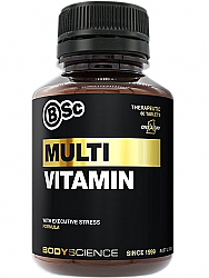 Body Science BSc Multi Vitamin Executive Stress Formula