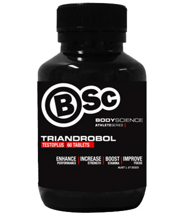 Body Science BSc Triandrobol Testo Plus